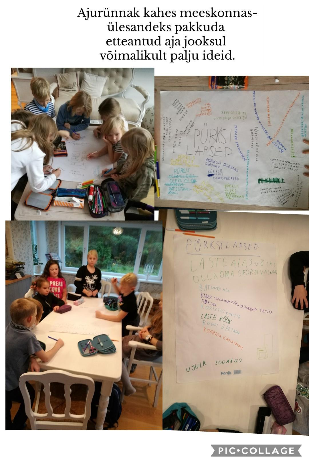 2.-3. klass - Pürksi küla tuleviku loojad